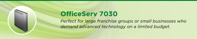 OfficeServ 7030