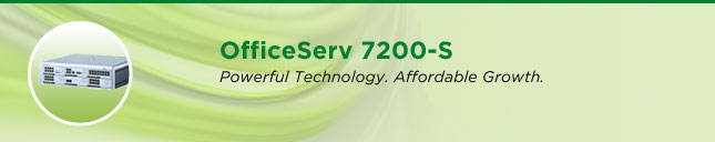 OfficeServ 7200-S