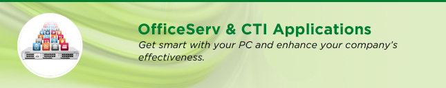 OfficeServ & CTI Applications
