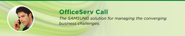 OfficeServ Call