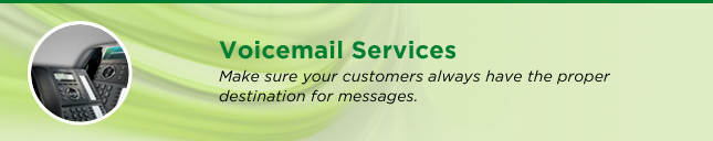 Voicemail Services